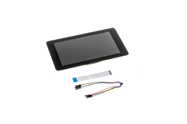 A product image for Raspberry Pi 3 Kit display premium