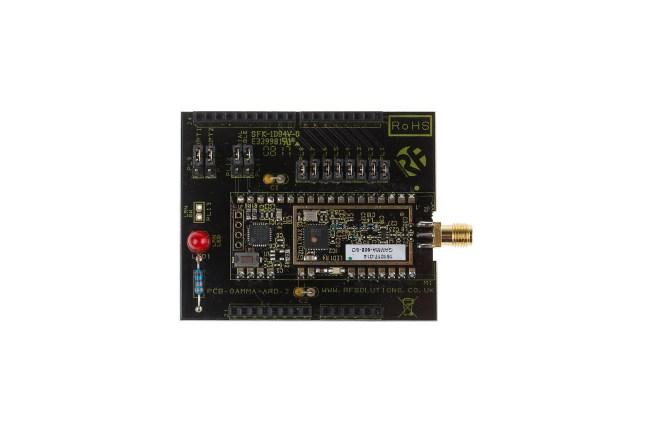 A product image for Scudo Arduino perModulo RFGAMMA LORA