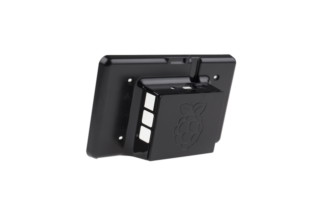 A product image for Raspberry Pi Case touchscreen – Nero
