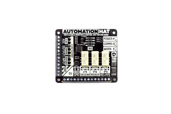 A product image for CONTROLLO MOTORE HAT AUTOMAZIONE PER PI