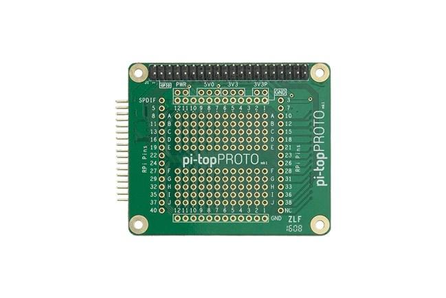 A product image for Scheda di prototipazione per Pi-Top