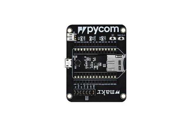 A product image for Pycom Scheda di espansione universale v2