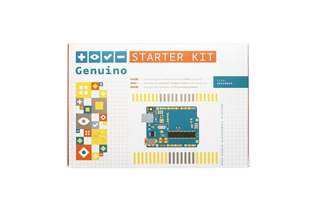 A product image for Kit Starter Genuino – Italiano