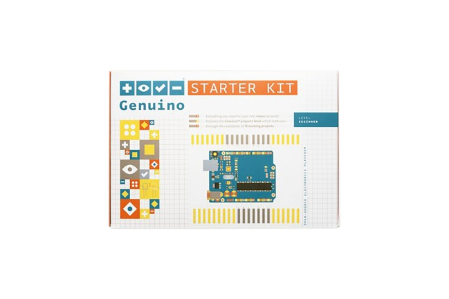 A product image for Kit Starter Genuino – Spagnolo