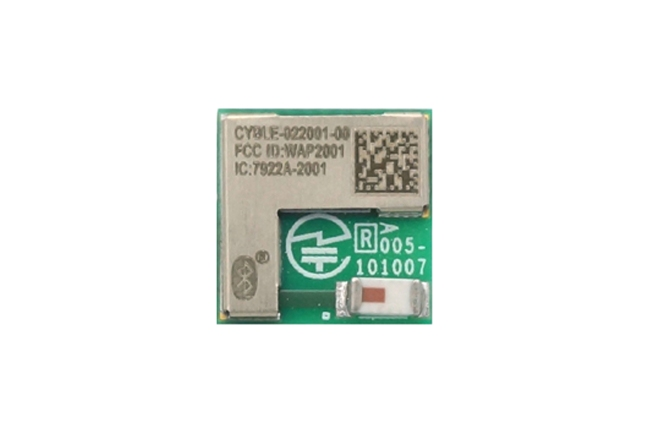 A product image for Modulo radio PRoC EZ-BLE, antenna Chip