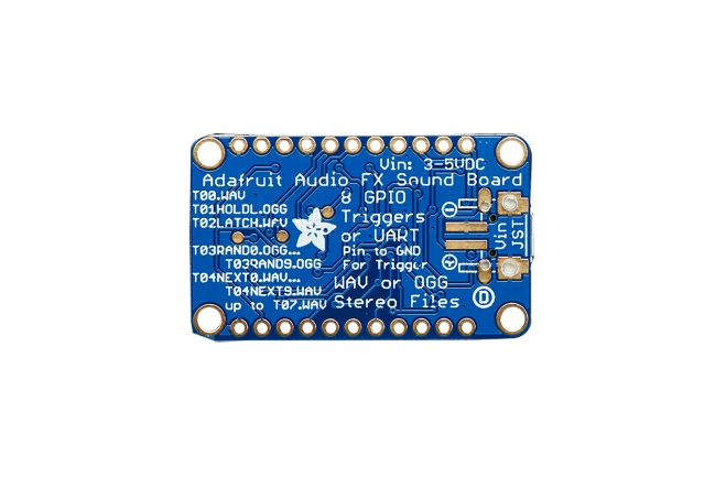 A product image for SCHEDA AUDIO FX AUDIO ADAFRUIT MINI 2MB