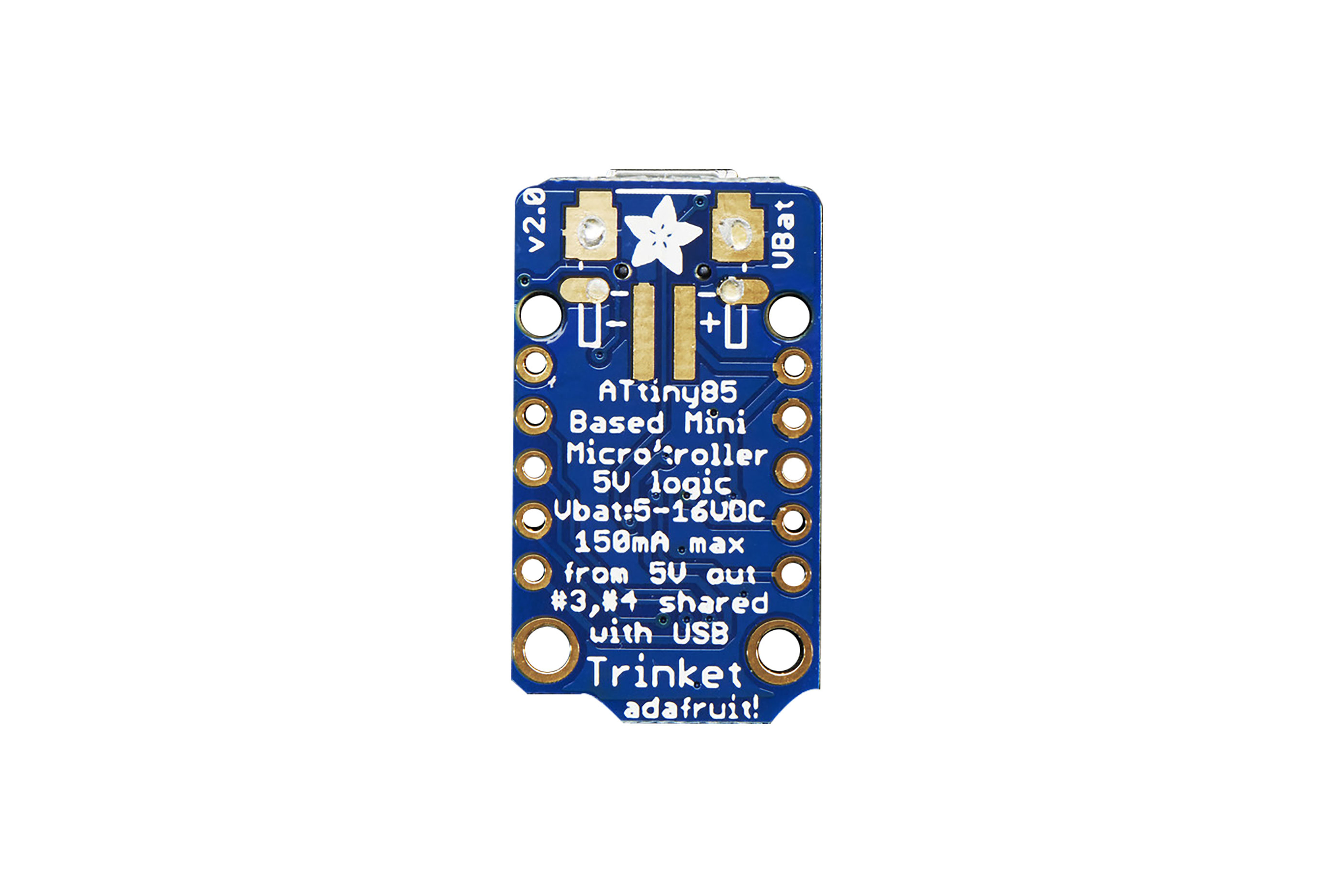 Adafruit Trinket - Mini Micro 5V