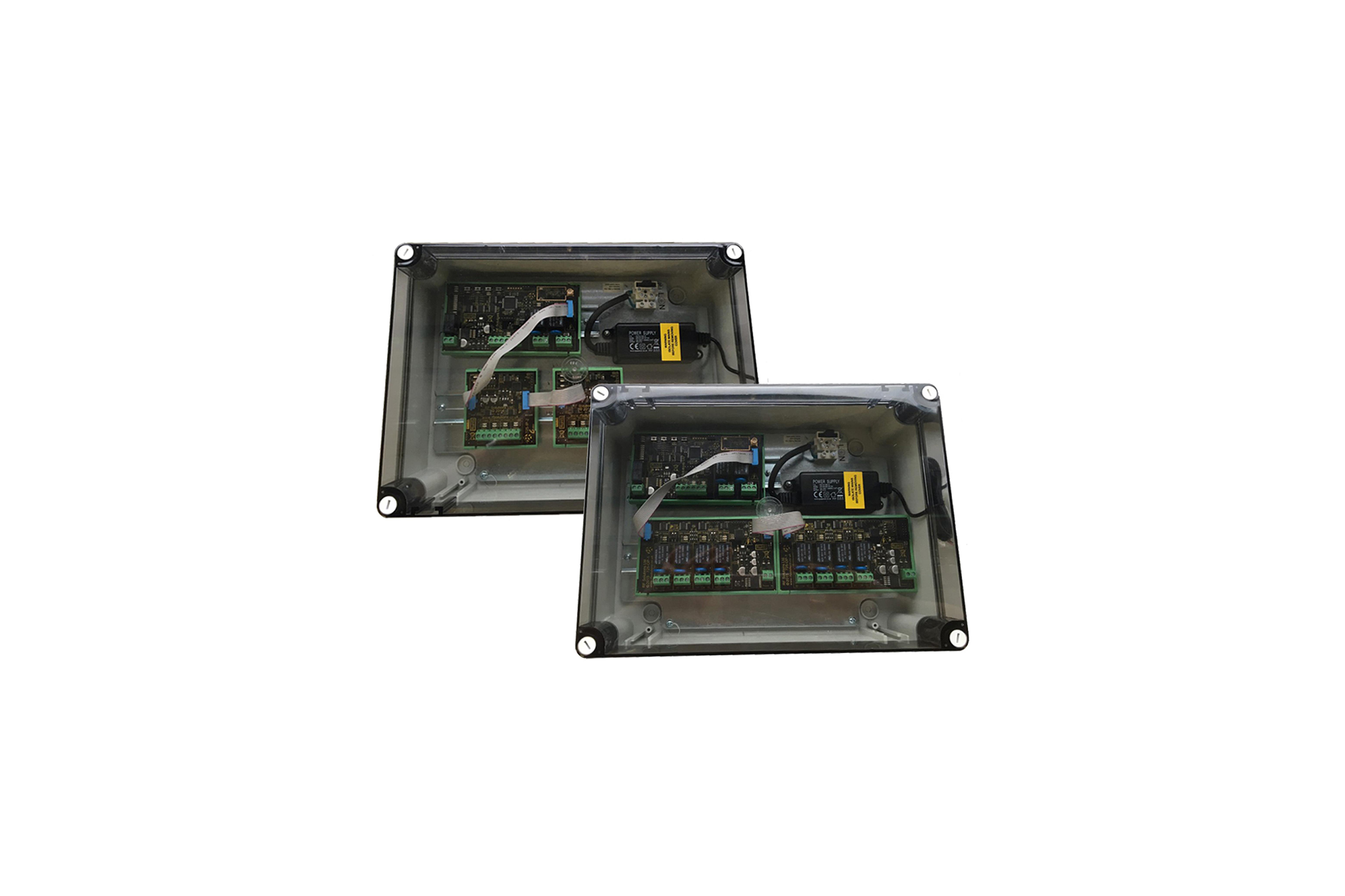 Sistema di controllo remoto LoRa 10CH 16Km