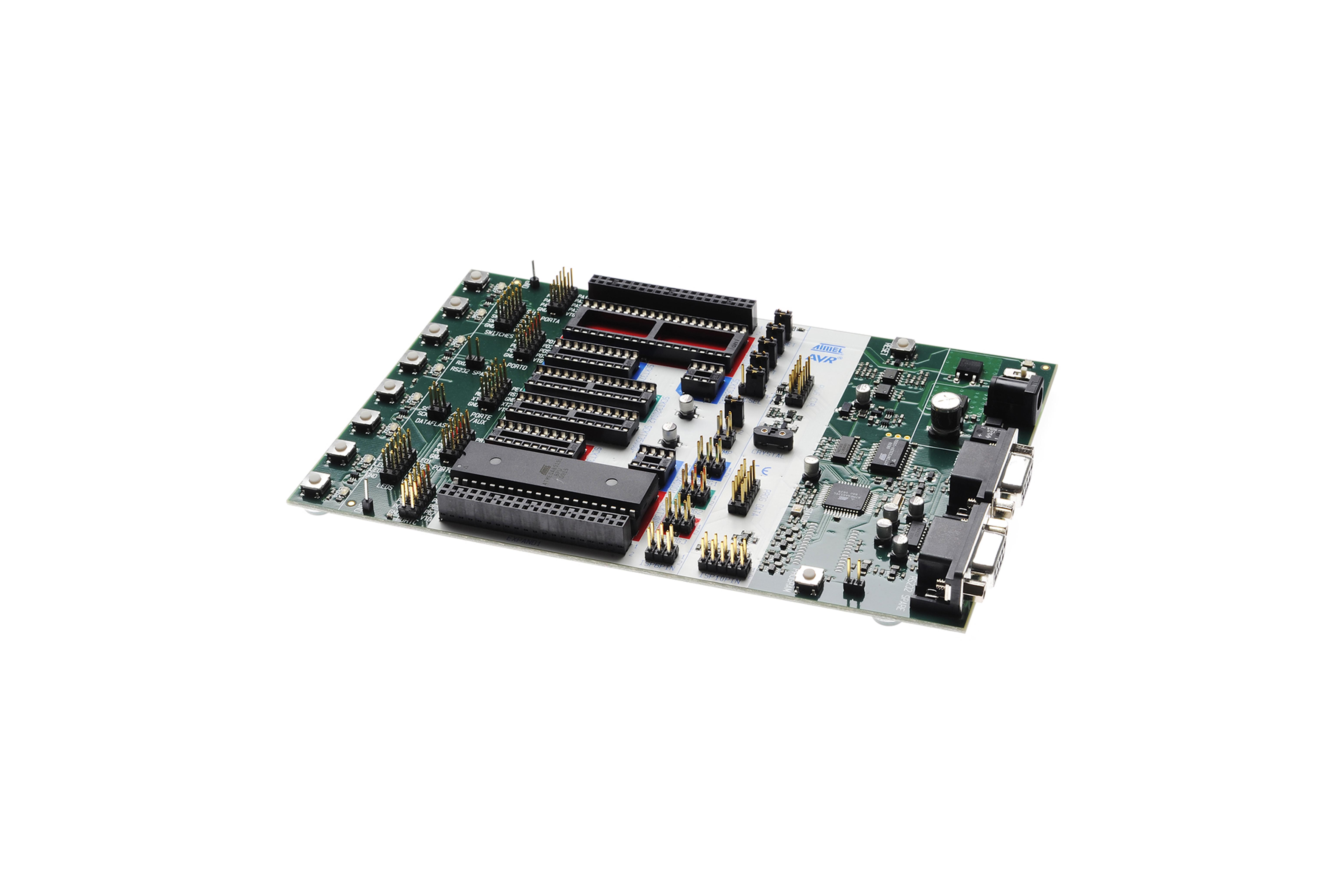 Kit base Atmel AVR