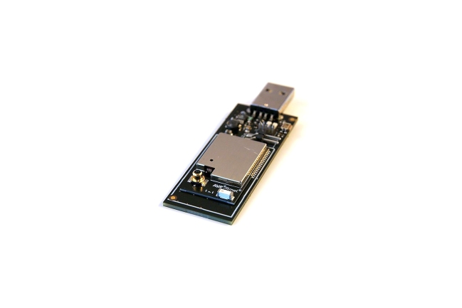 A product image for CHIAVETTA USB PER SUB GHZ ZIGBIT
