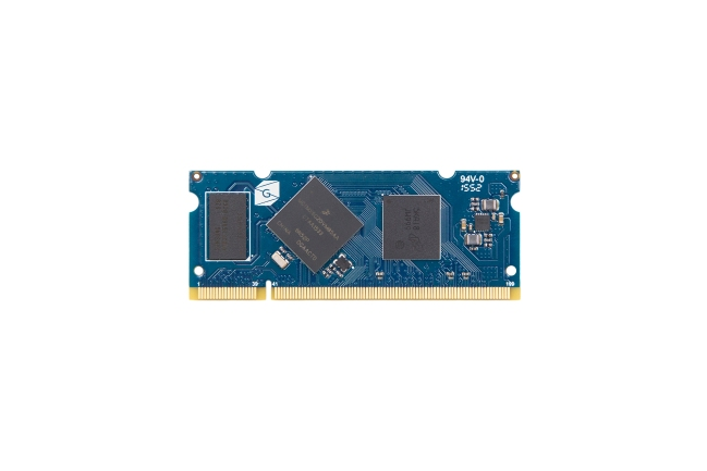 A product image for GRINN LITESOM 256MB MODULO SYSTEM-ON 2 GB