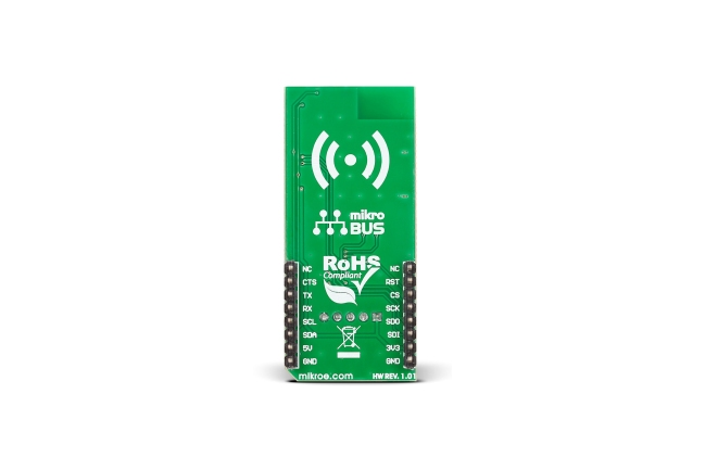 A product image for SCHEDA LAN WIRELESS WIFI 6 CLIC