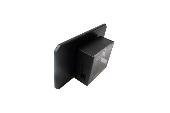 A product image for LattePanda Case scheda e schermo – Nero
