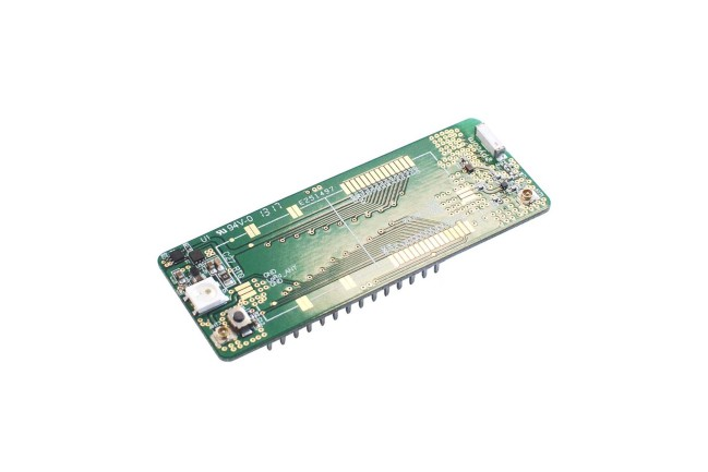 A product image for Scheda di riferimento OEM modulo SoC Pycom