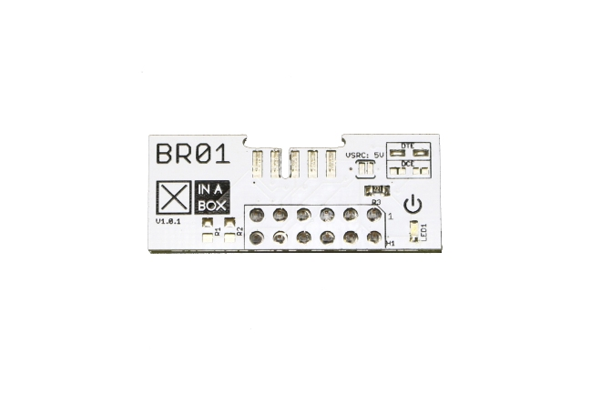 A product image for PONTE RASPBERRY PI XINABOX, BR01