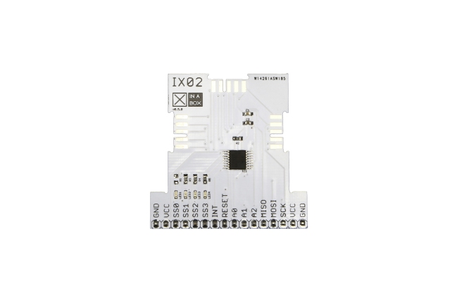 A product image for Breakout da SPI a xBUS Xinabox(SC18IS602B)
