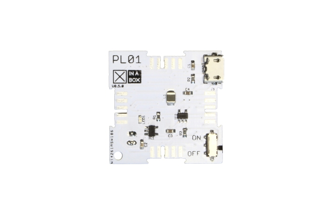 A product image for Cavo di alimentazione batteria MCP73831 e PAM2305