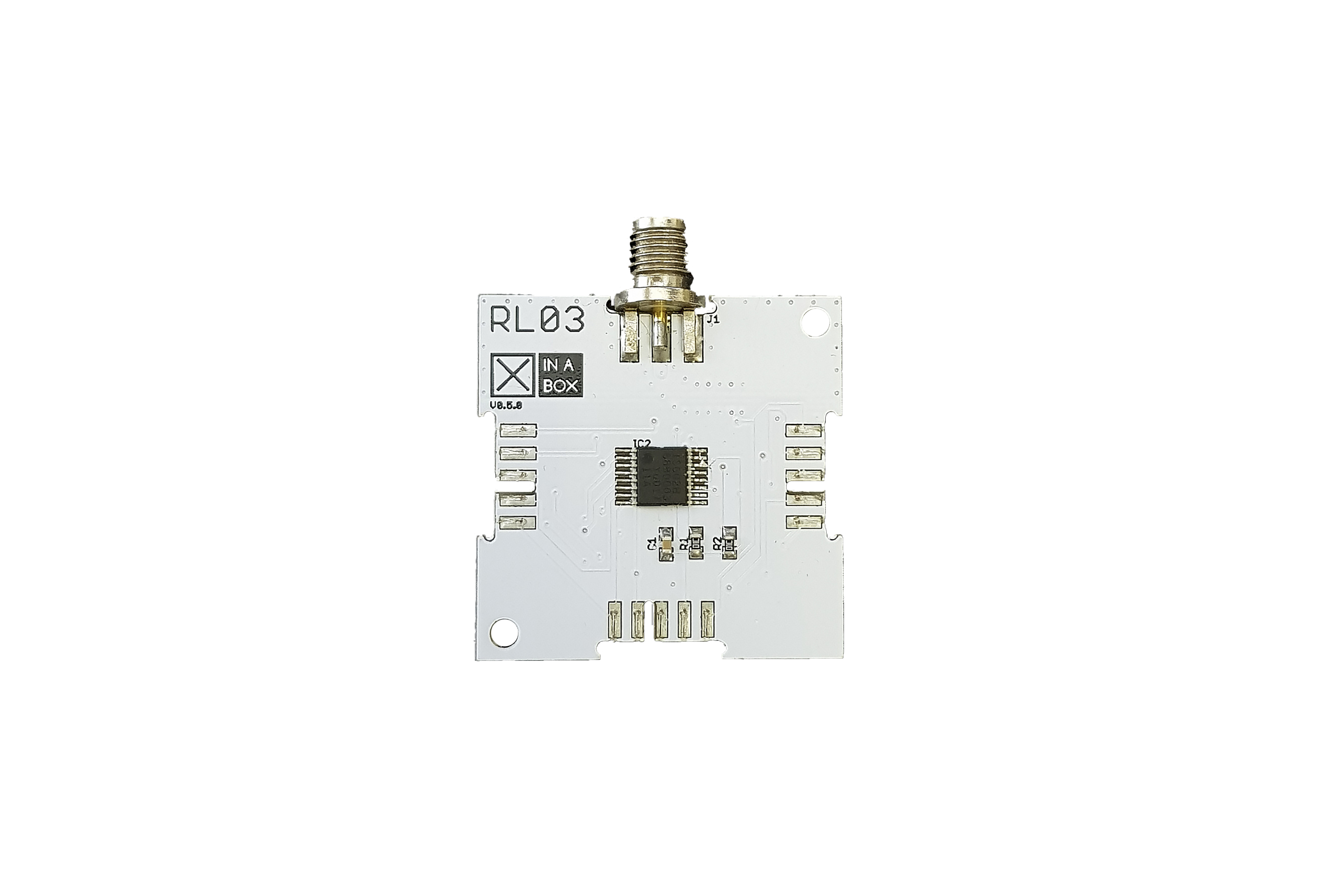 LoRa Radio 915 MHz RFM95W, SC18IS602B