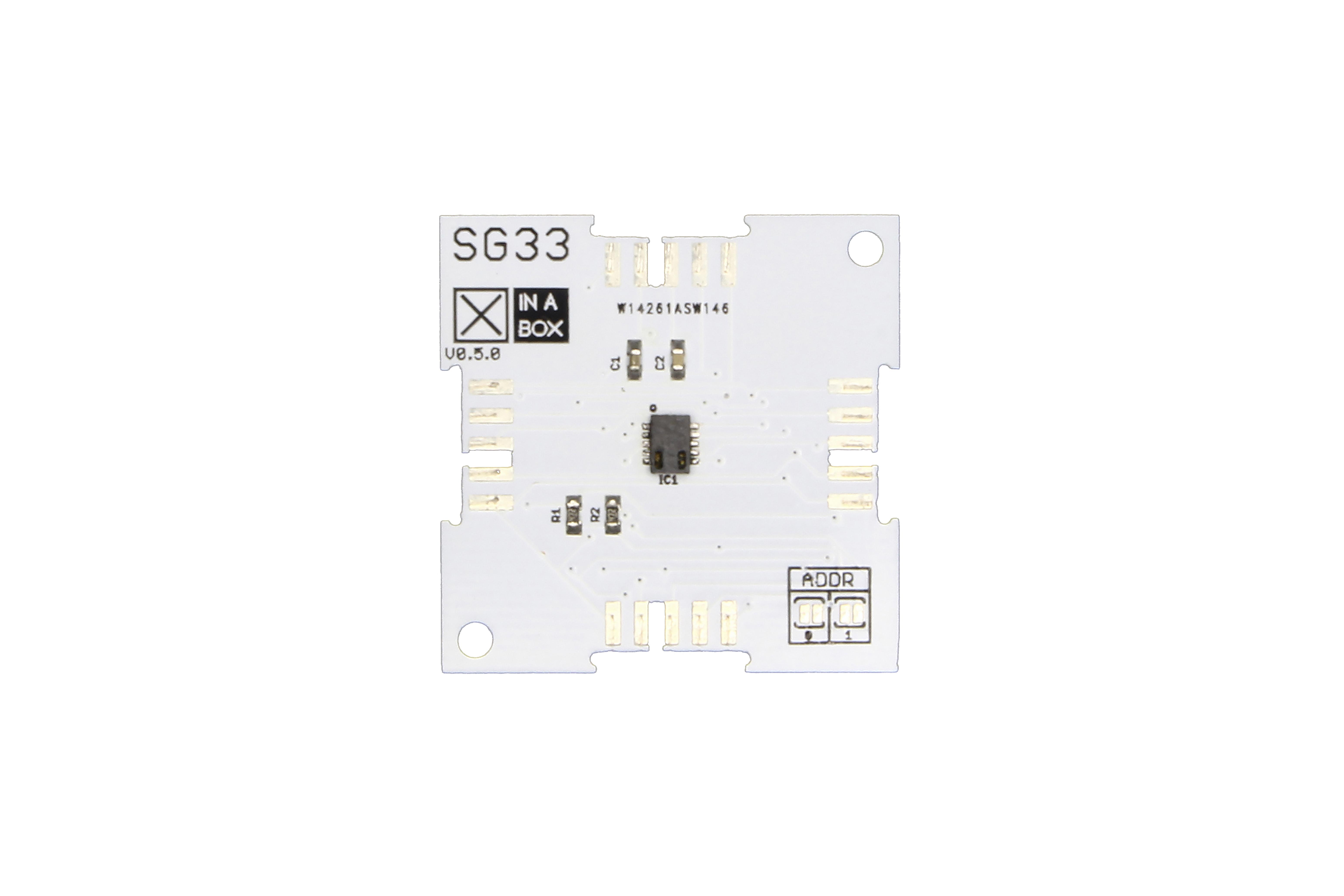 VOC ed eC02 (CCS811)