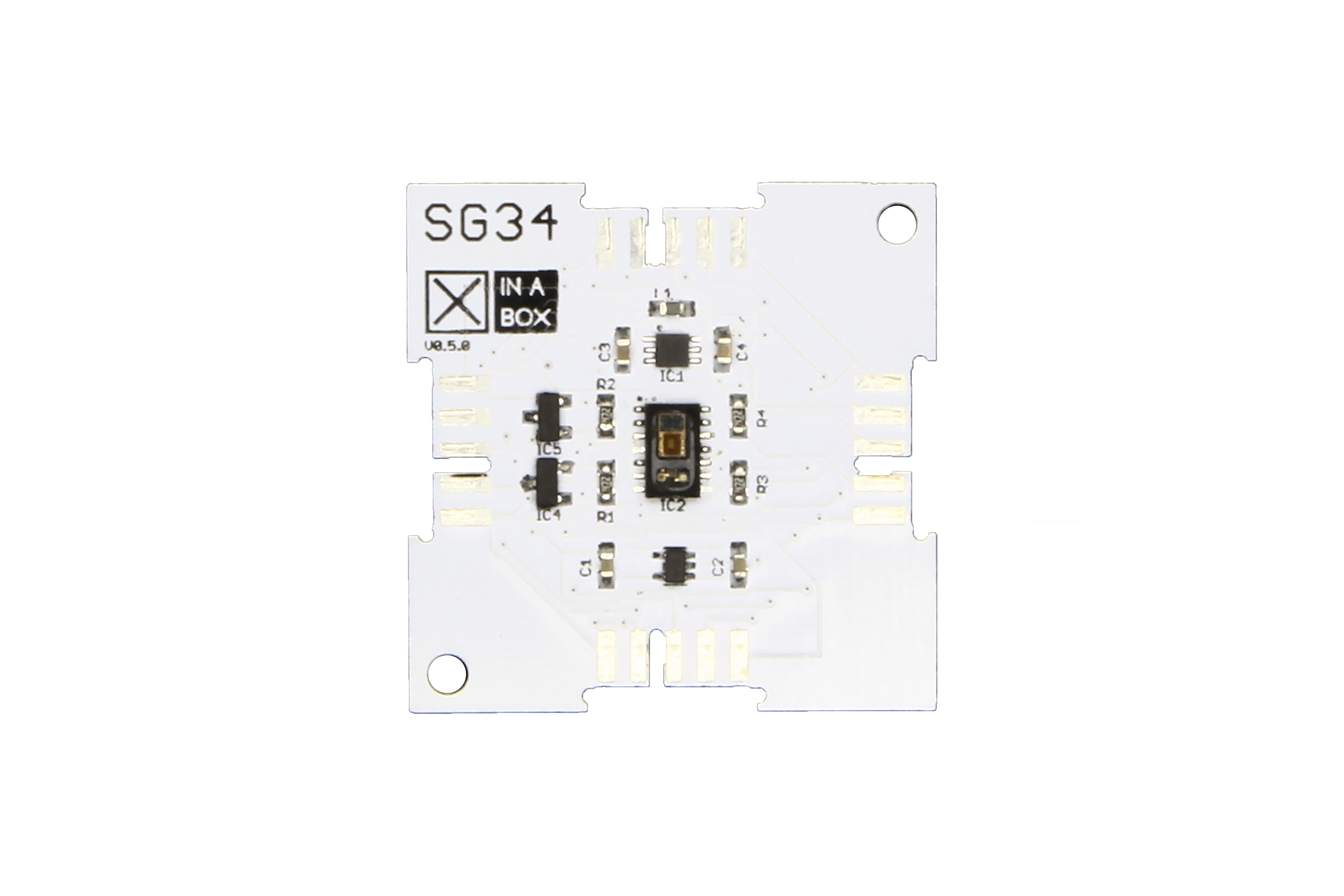 Sensore di particelle (MAX30105)