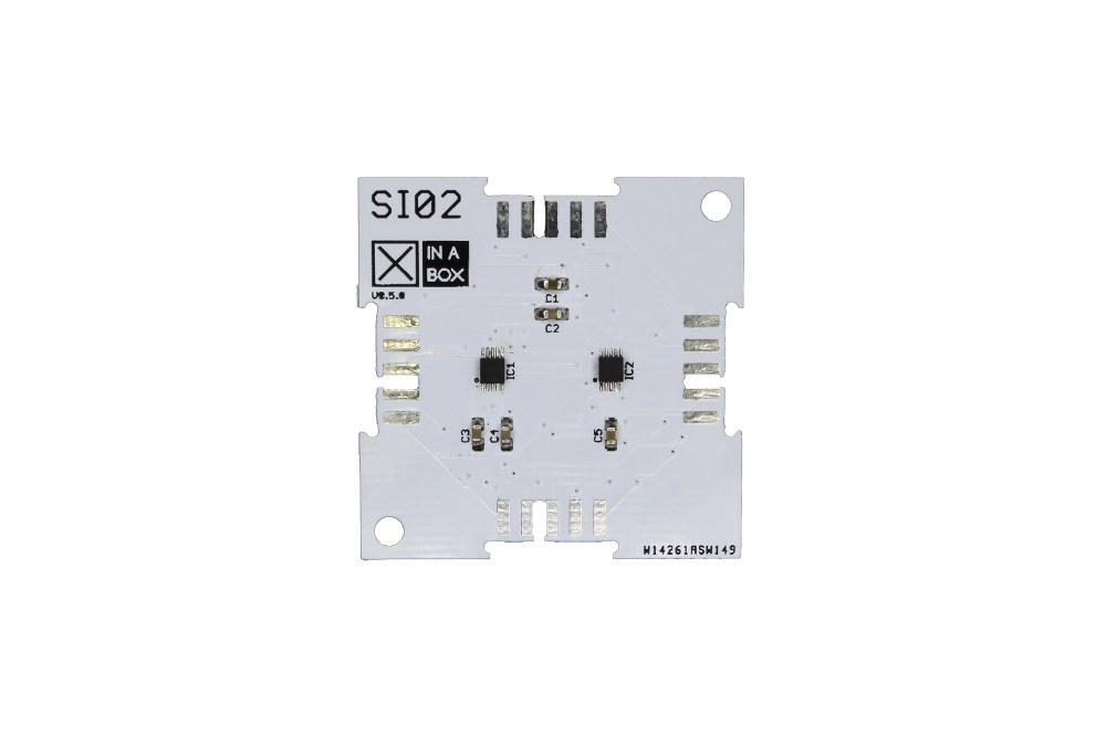 IMU 6DoF (MAG3110 e MMA8653fc)