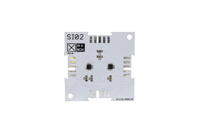 A product image for IMU 6DoF (MAG3110 e MMA8653fc)