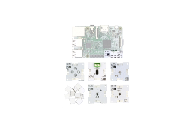 A product image for KIT STEMRASPBERRY PI Xinabox