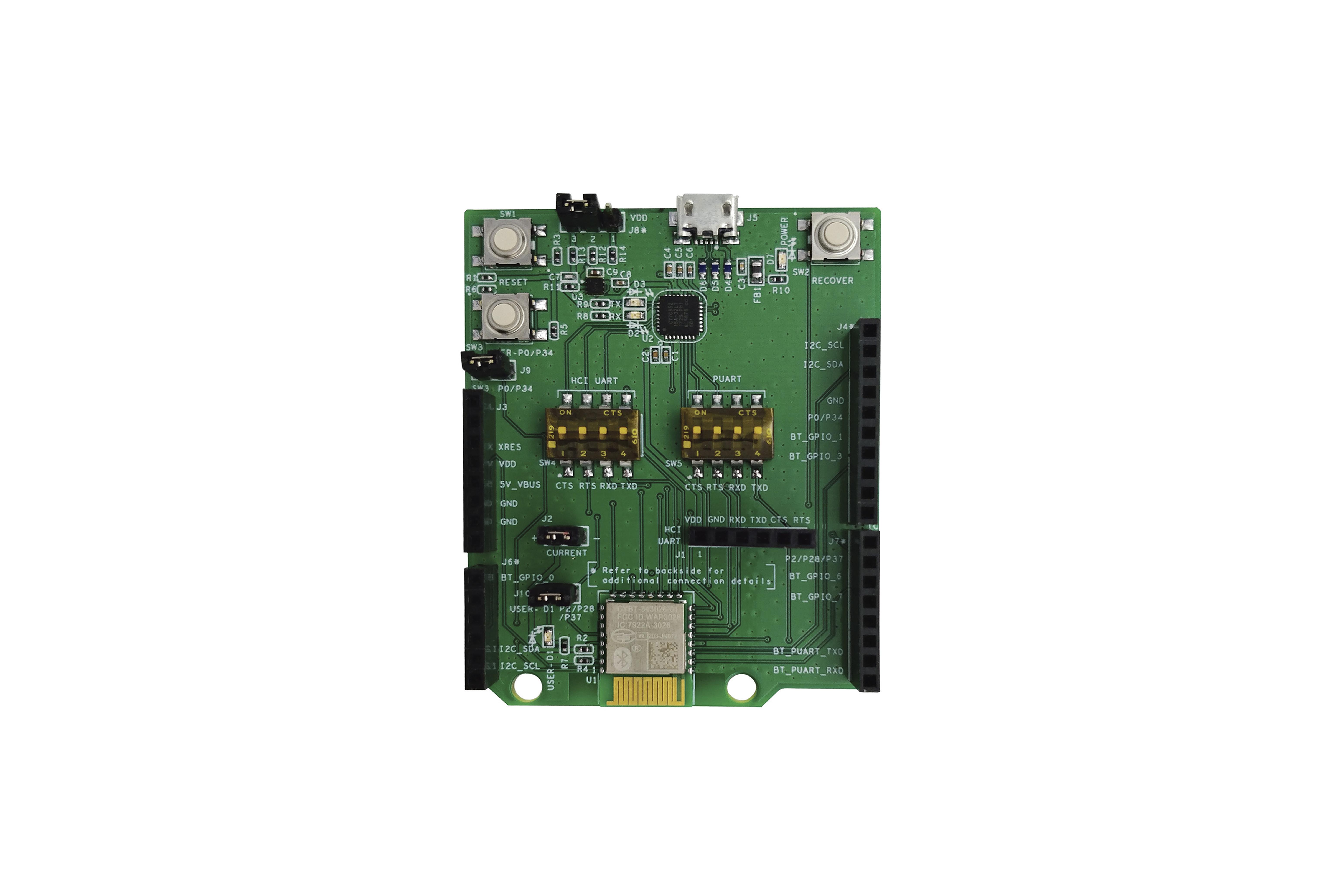 Chip di sviluppo Bluetooth 4.2 Cypress Semiconductor