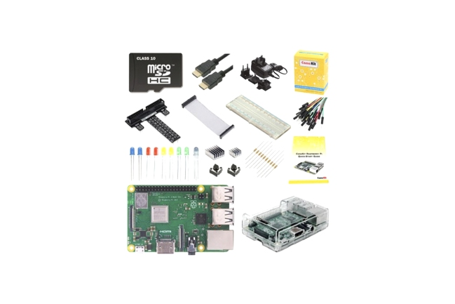 A product image for KIT ULTIMATE RPI 3 B+ – 32 GB