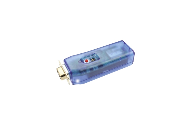 A product image for Adattatore Bluetooth, RS232/422, 100m, 232Kbps