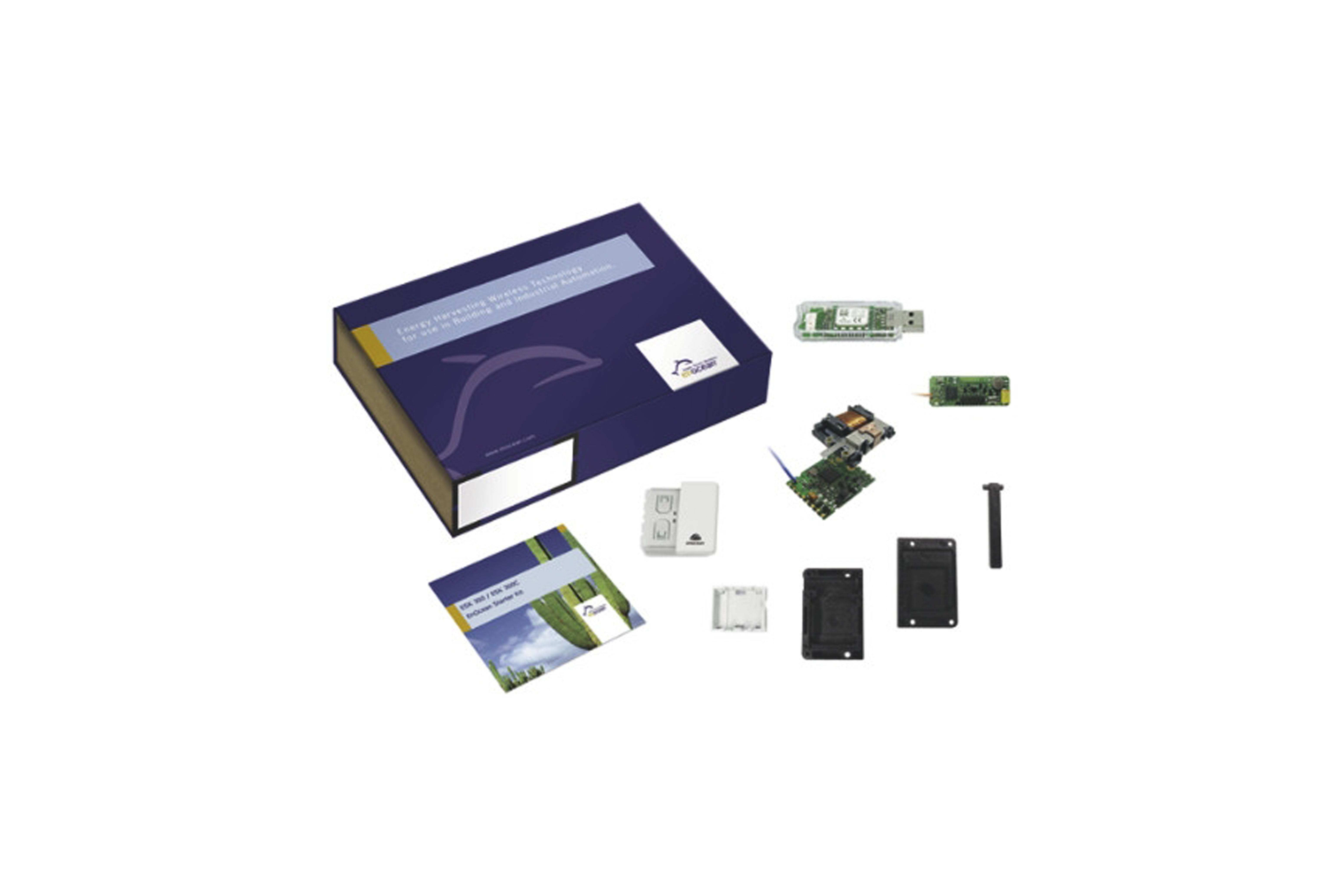 Accumulatore di energia, kit base 868MHz