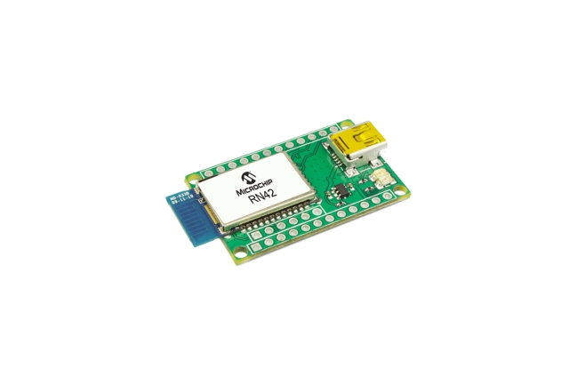 A product image for Kit di valutazione Bluetooth Classe 2 RN-42