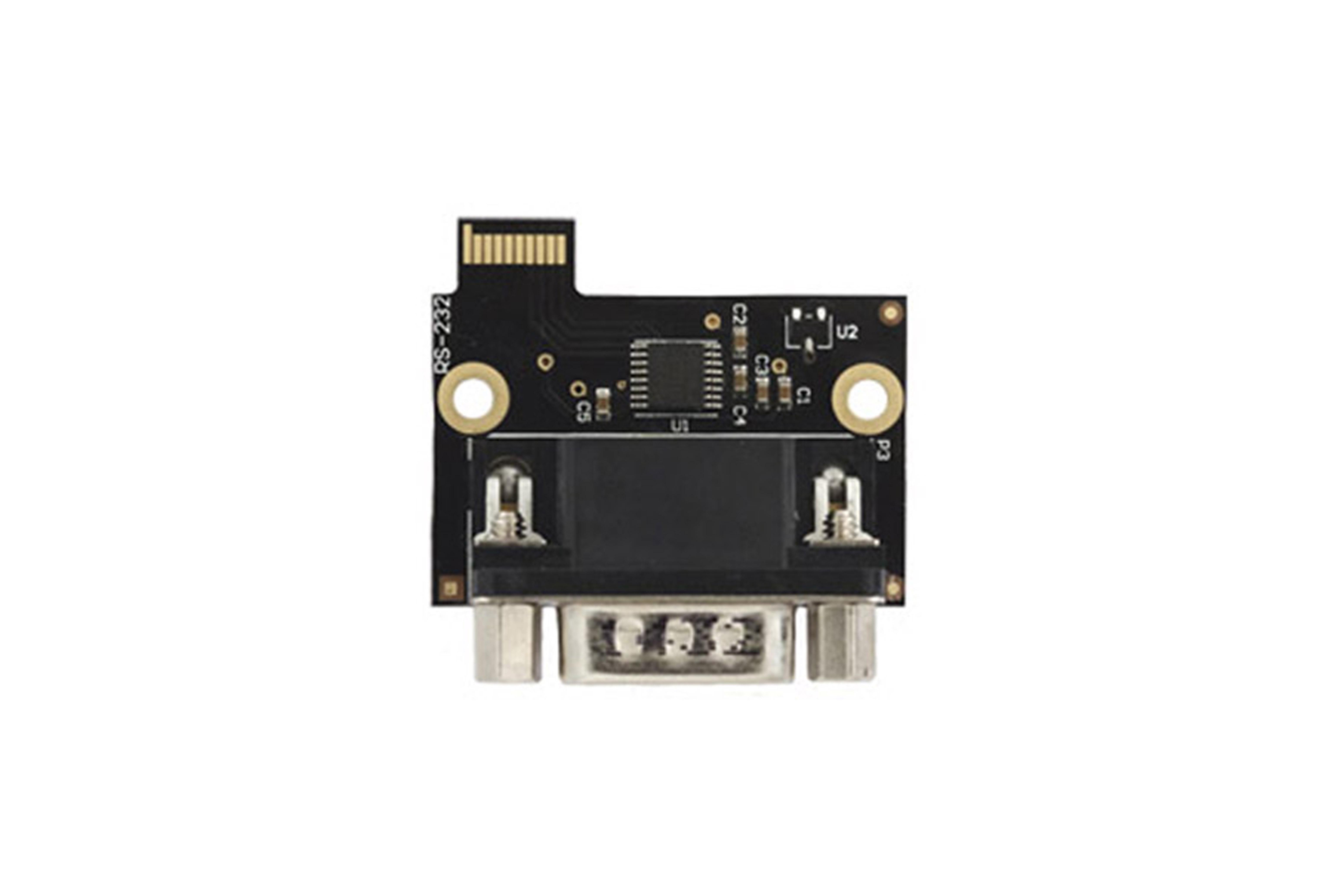 MODULO RS-232 CON CONNETTORE D-SUB9