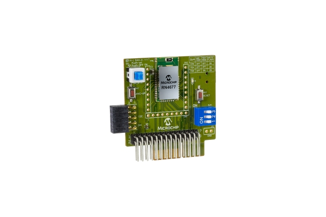 A product image for SCHEDAPICTAIL PLUS RN4677BLUETOOTH4.0
