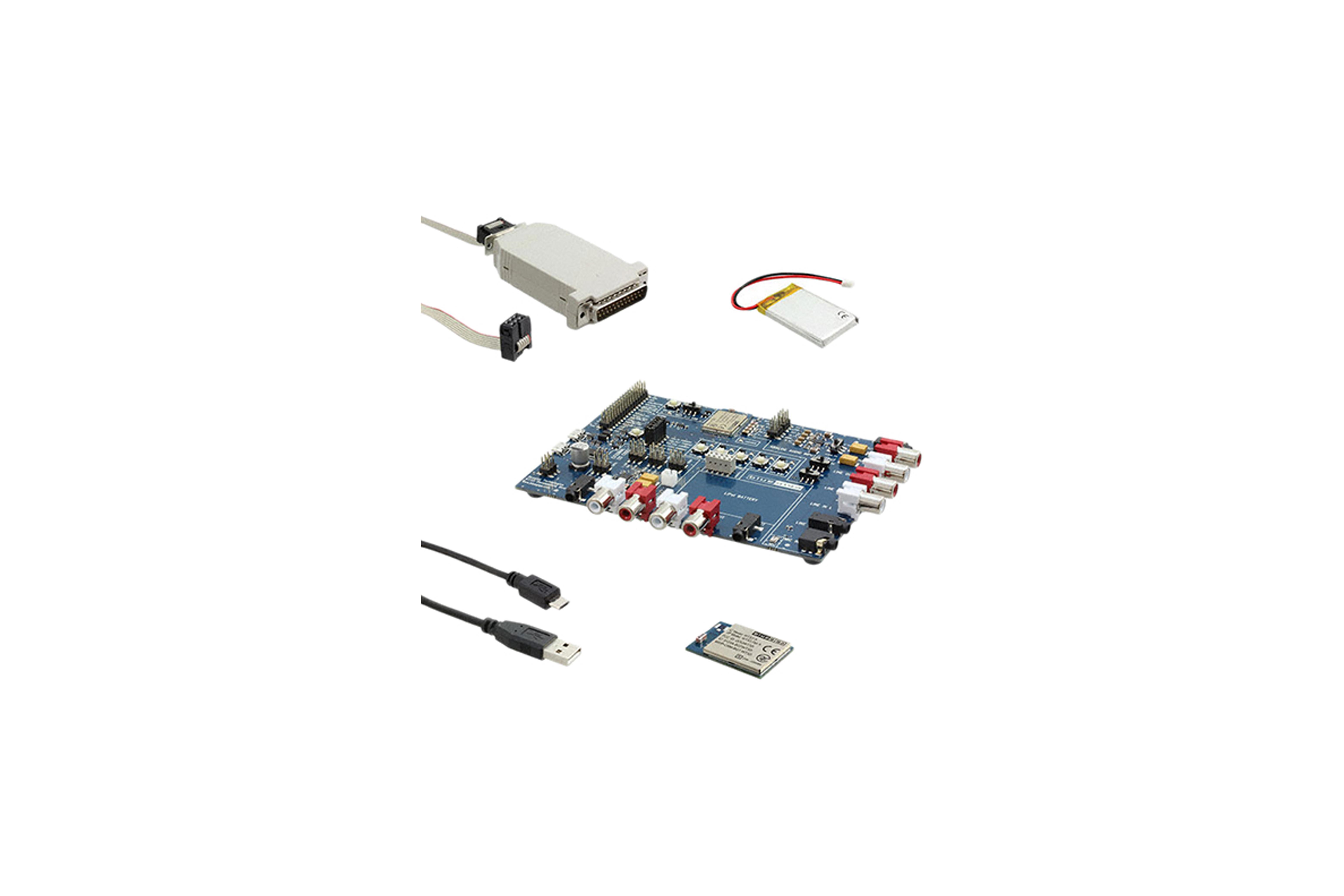 Kit svil Bluetooth, modulo audio WT32i
