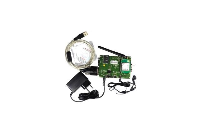A product image for Il kit di sviluppo M66 include il modulo eval