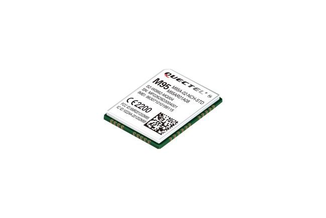 A product image for Il kit di sviluppo M95 include il modulo eval