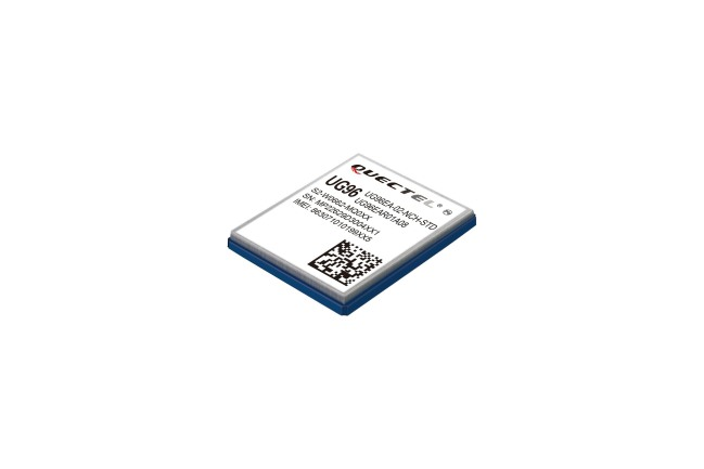 A product image for Modulo Quectel GSM e GPRS UG96LATEA-128-STD