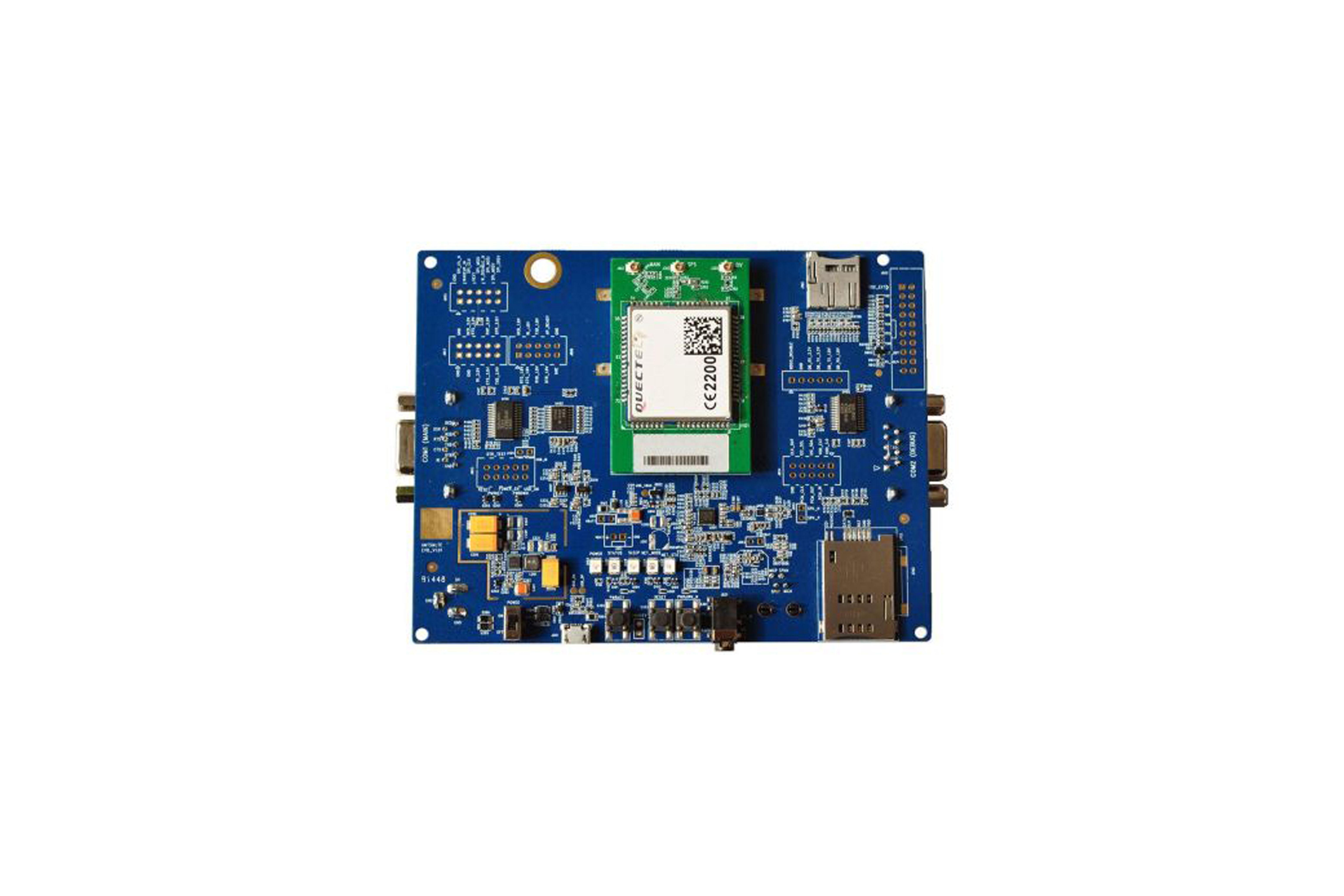 Il kit svil EC20, include il modulo EC20