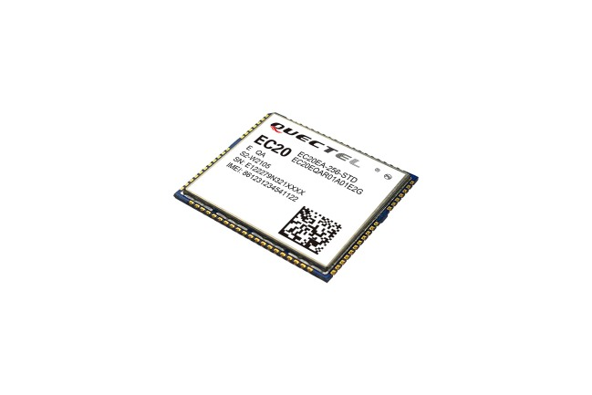 A product image for Il kit svil EC20, include il modulo EC20