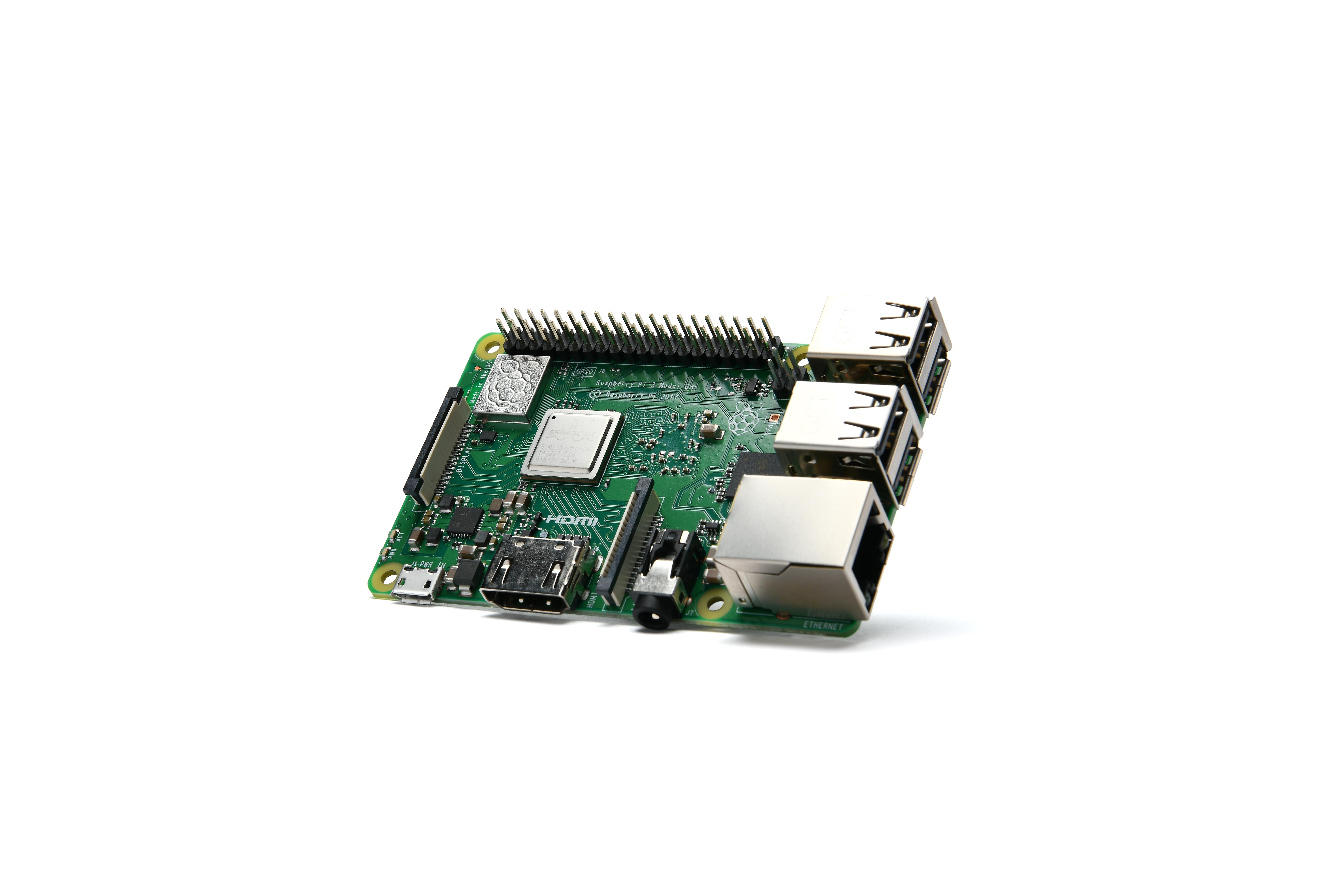 Raspberry Pi 3 Modello B+