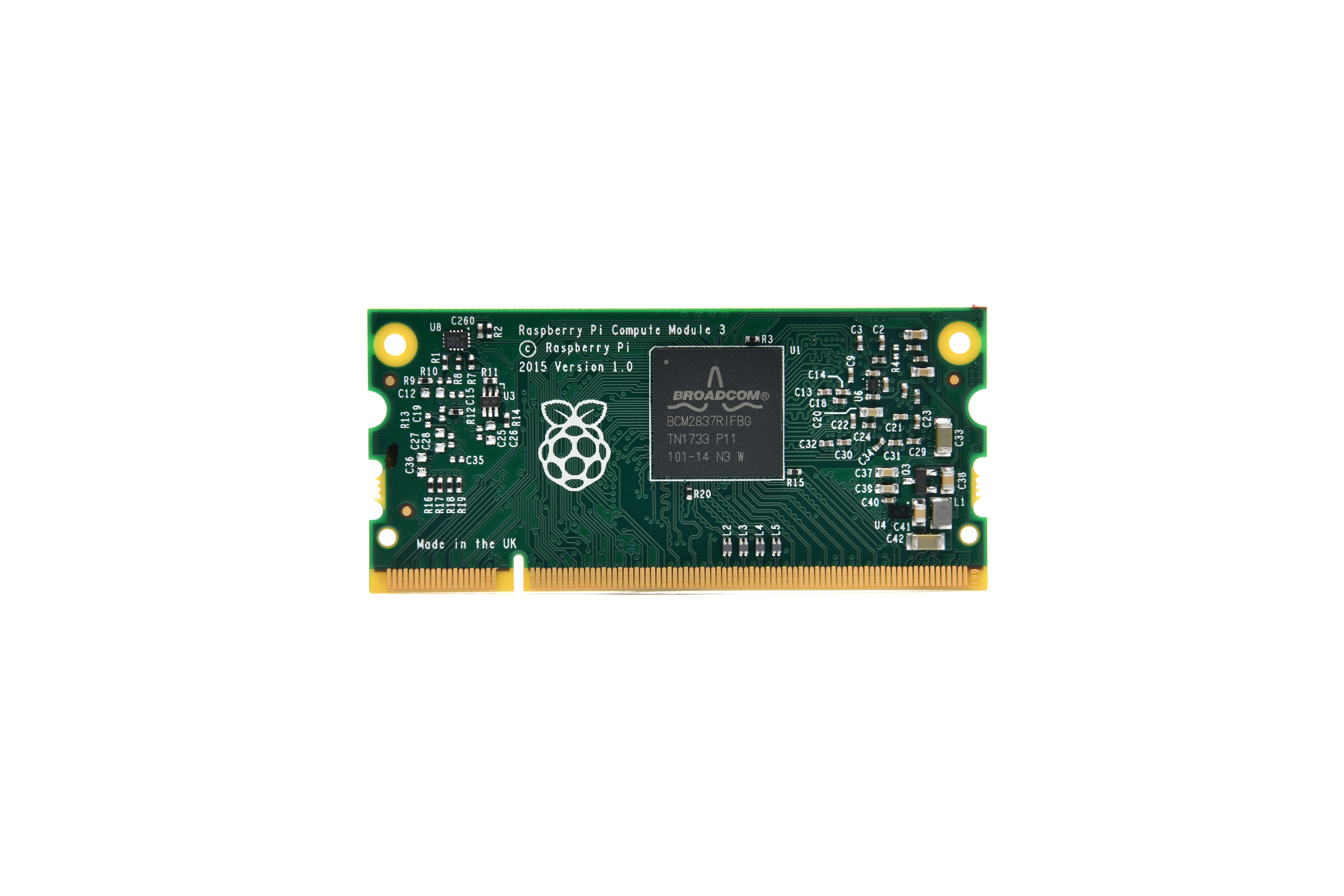 Raspberry Pi Modulo di elaborazione 3 Lite