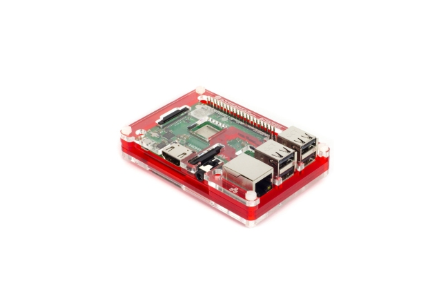 A product image for CASE PIBOW COUPE NINJA RASPBERRY PI