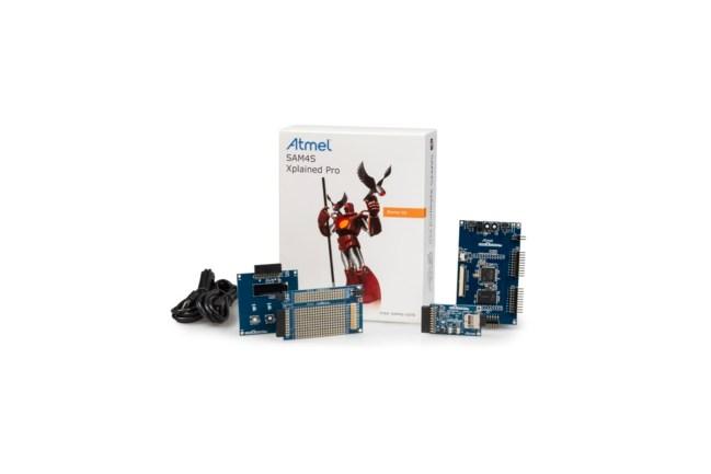 A product image for Kit base BT / Wi-Fi Microchip Xplained Pro per WINC3400