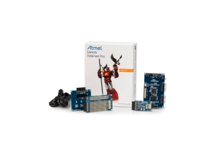 Kit base BT / Wi-Fi Microchip Xplained Pro per WINC3400