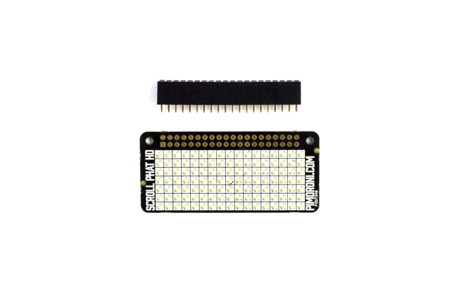 A product image for MATRICELEDSCROLL PHAT HD PER PI