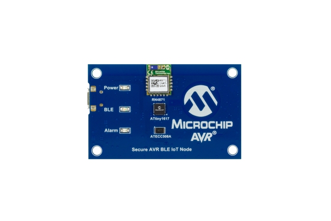 A product image for SECUREAVR BLE IOT NODE ATTINY1617 RN4871