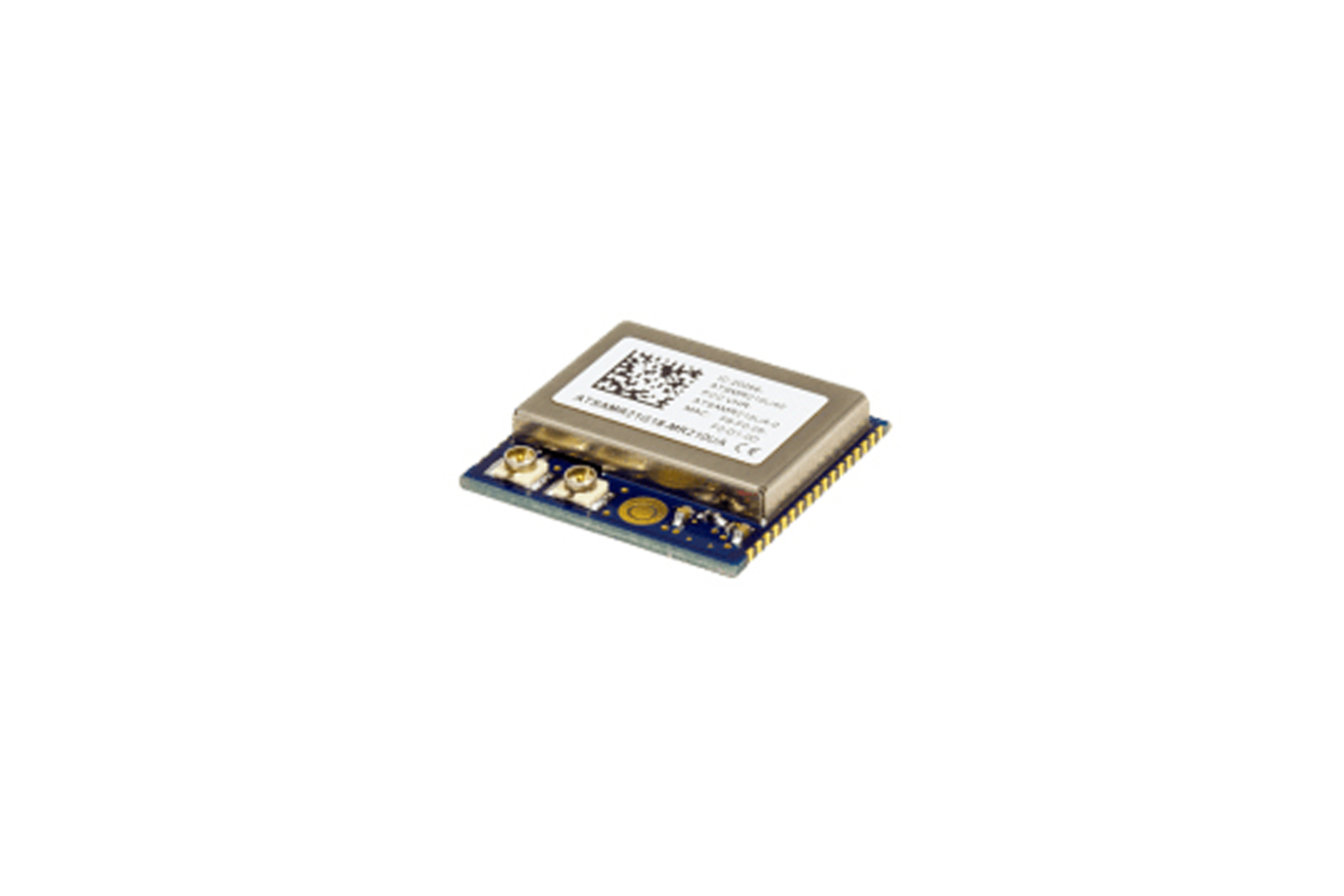 Microchip ATSAMR21G18 Sistema IEEE 802.15.4 SOC per ZigBee