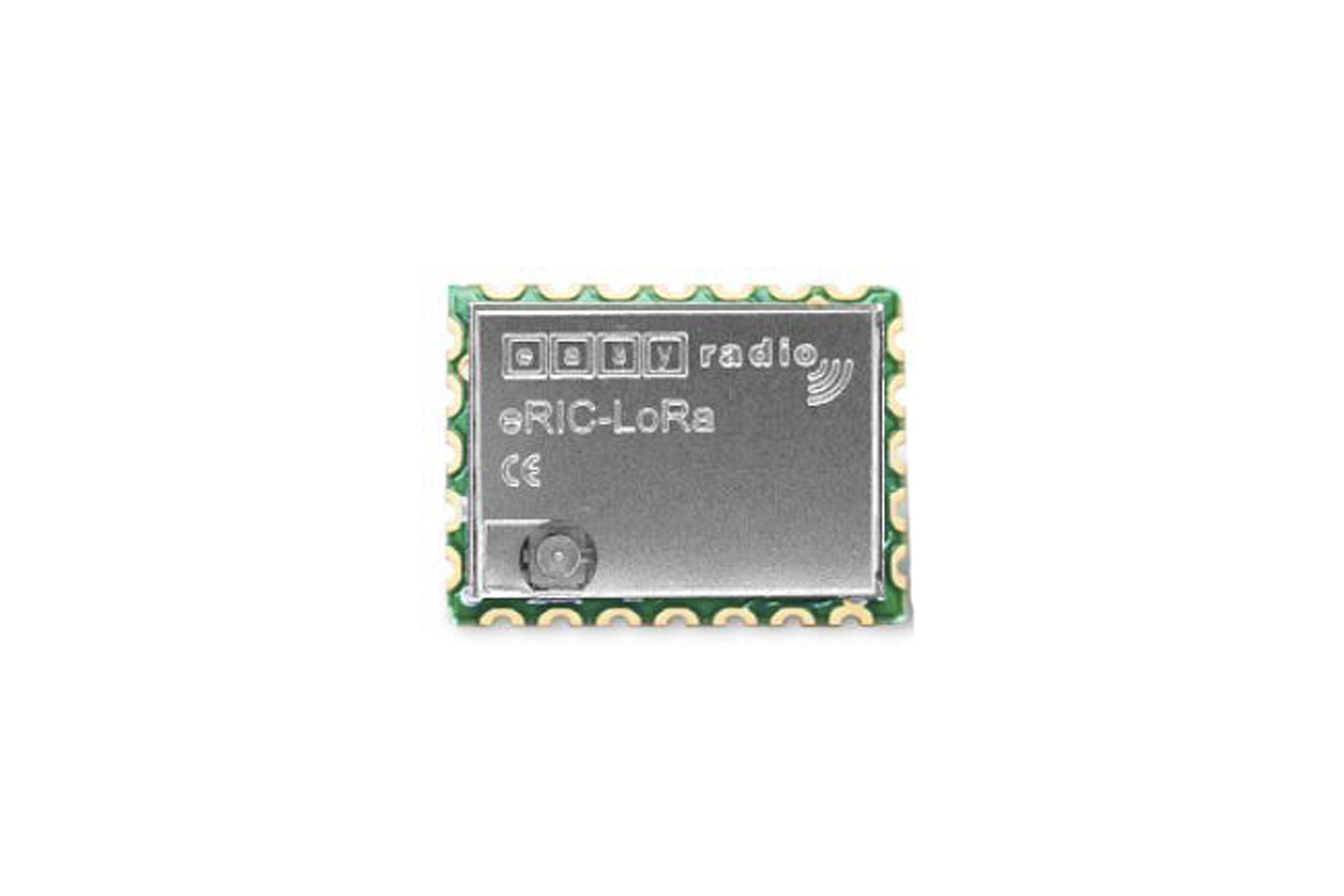 Modulo ricetrasmettitoreeRIC-LoRa LoRa 868MHz