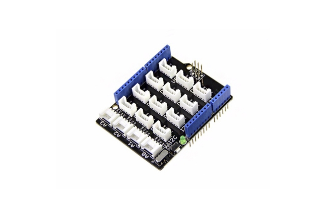 A product image for SCUDO BASE V2 PER ARDUINO